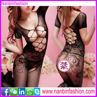 high quality hot sale backless bodystocking sexy lingerie