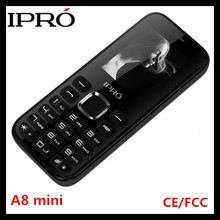 "IPRO 1.77"" 800mah battery CE FCC certificate Cheap Price Old Mobile Phone With Stable Function"