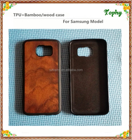made in china mobile phone case, walnut wooden phone housing for iphone 6/6 plus for samsung s6
