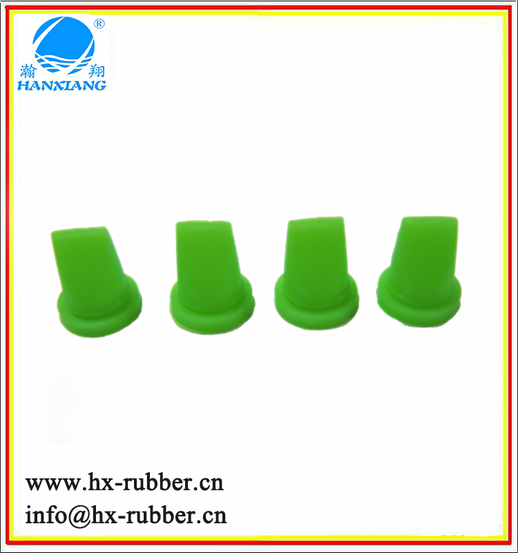 Custom medical grade medical silicone duckbill check valve