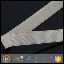 Factory price high quality woven customized soft clear elastic