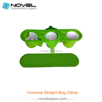 Irregular special clamp for mugs sublimation