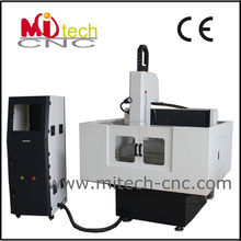 3 AXIS metal mold making model metal cnc router