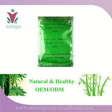 Original jun gong! bamboo foot patch, korean detox foot patch, foot detox patches for wholesale