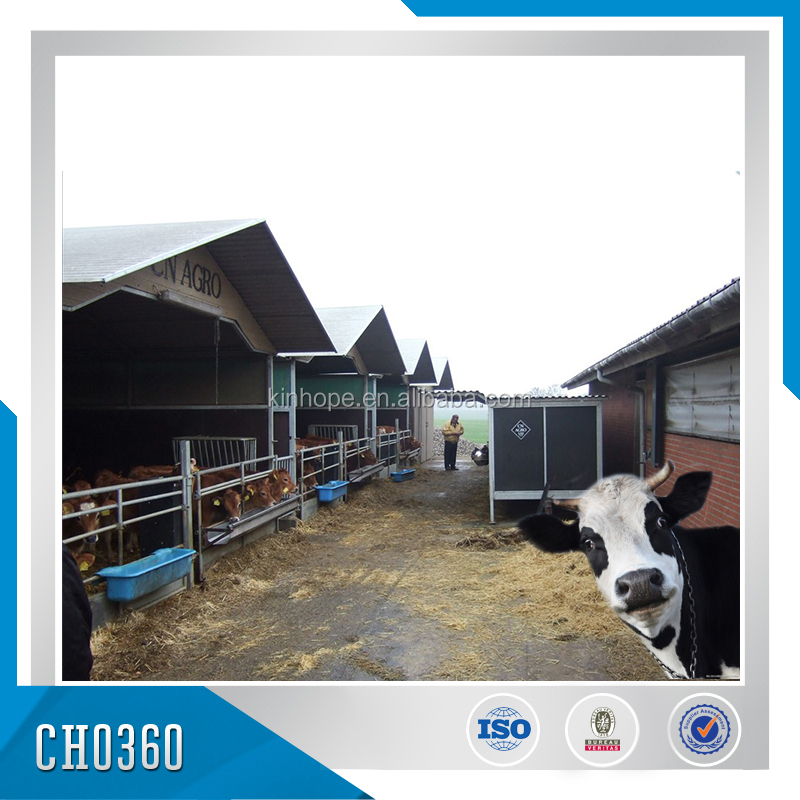 House For Cow For European Market