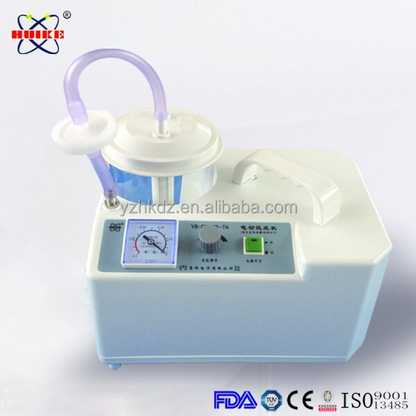 Proven model nasal aspirator for adults used in hospitals and infirmaries