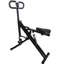 Fodable X Bike Factory Price Horse Riding Machine Magnetic Exercise Bike Total Crunch