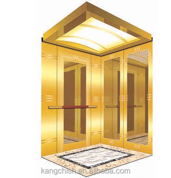 small overhead height fiancial cost of car elevator lift