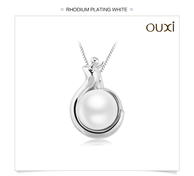 Alibaba Top 10 High Quality Pearl Pendant Necklace Fashion Jewelry
