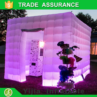 dj lighting led used photo booth for sale