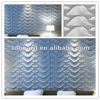 Low cost and high quality PU 3D Wall board for interior wall decoration