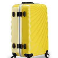Carry On PC ABS Luggage Trolley