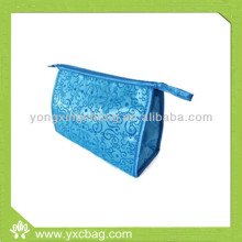 wholesale polyester cosmetic bag students stationery pen bag