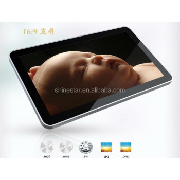"Ipad style wall mounted Android 42"" wifi video monitor"