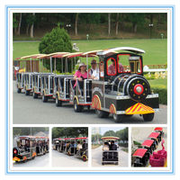 New Modern FRP miniature trains for sale 4wd off road driver training