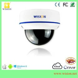 analog camera cctv for baby surveillance equipment with High-performance sensors, image clarity, detail