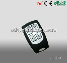 learning code rf transmitter and receiver 4 ch ZD-CF04