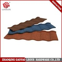 Lightweight Building Materials Stone Coated Roof