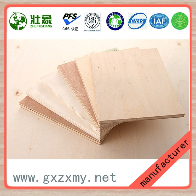 Low price block board laminated wood board,Melamine Block boards manufacturer