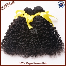 Alibaba China New Products Beautiful Malaysian Afro Kinky Curl Sew In Hair Weave
