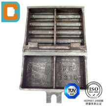 OEM customized Alloy Steel Sand Casting Grate Cooler for custruction application