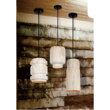 JWCC-3613 Cement Ceramic Pendant lamp with E26 LAMP HOLDER CE/UL Cement Ceramic Pedant Lighting