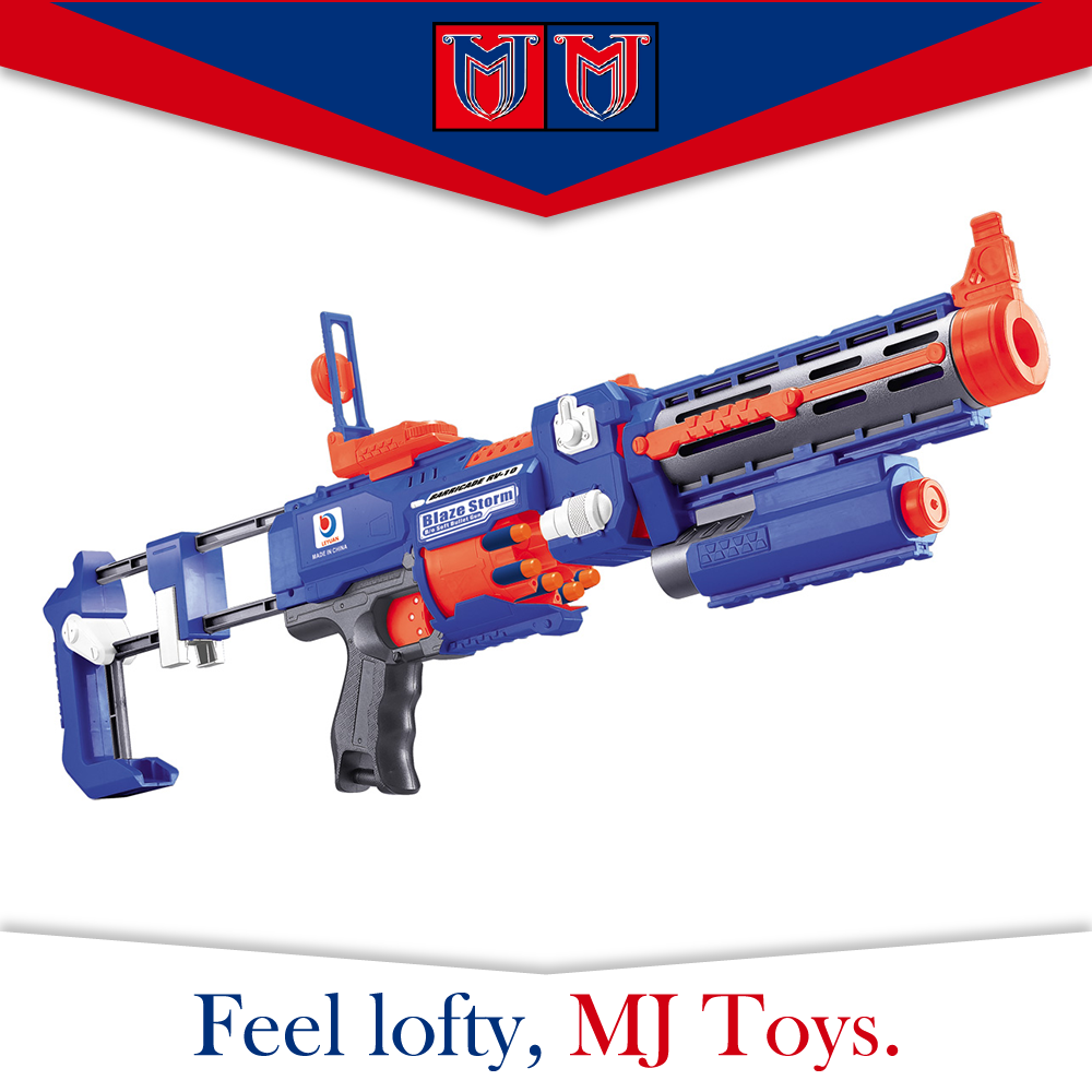 Plastic shooting soft ball gun shooting, soft bullet gun for kids
