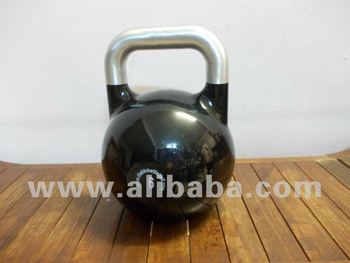 6kg Competition Aluminum Kettlebell