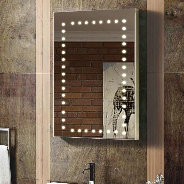 Multifunctional Illuminated Hollywood Lighted Mirror With Led ...