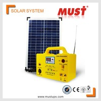 New Design Solar Power System Household Mini 20w portable energy system