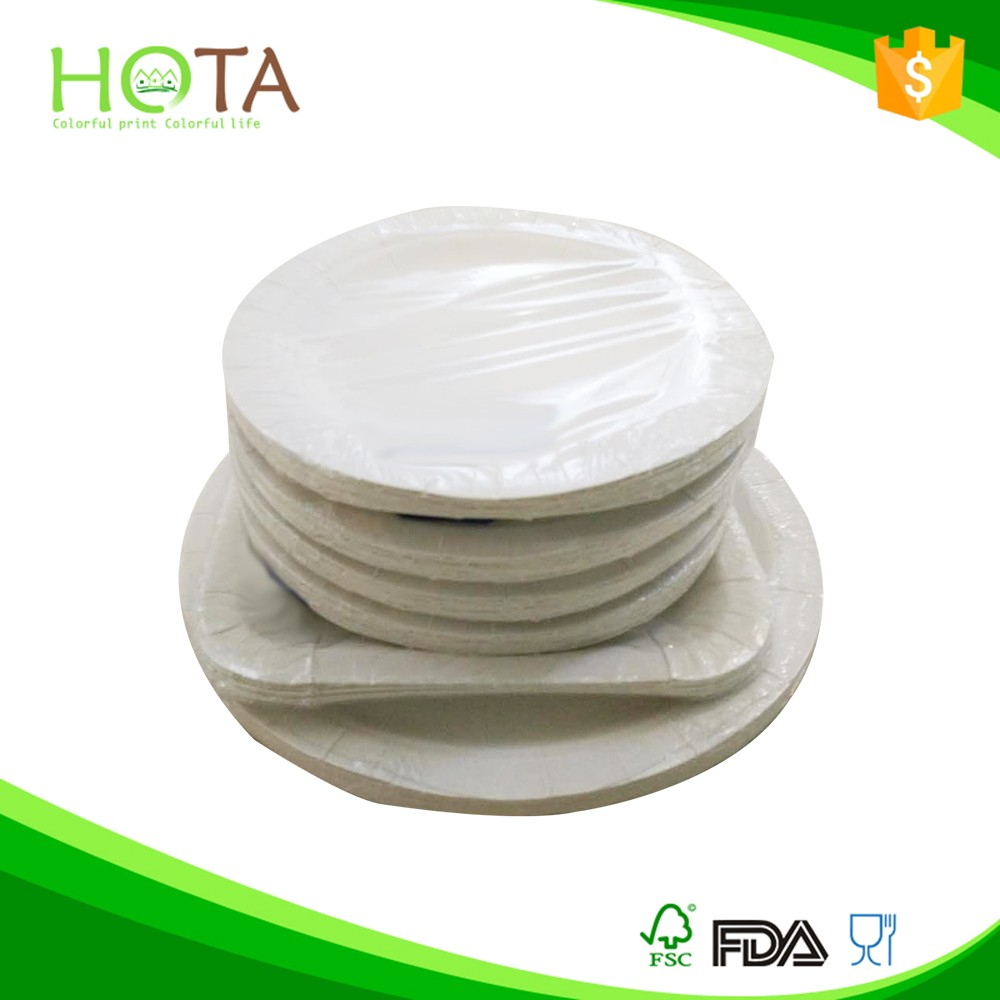 Buy cheap paper plates in bulk