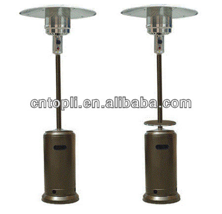 CE Approved Outdoor Square Gas Heater