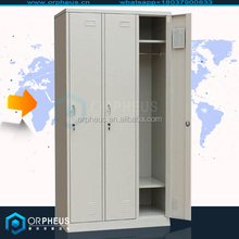 strong powder painting Accept OEM kd furniture 3 Door DIY Steel Cabinet, metal wardrobe locker, steel cabinet clothes locker