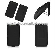 Shell holster combo case cover for Motorola droid razr xt910