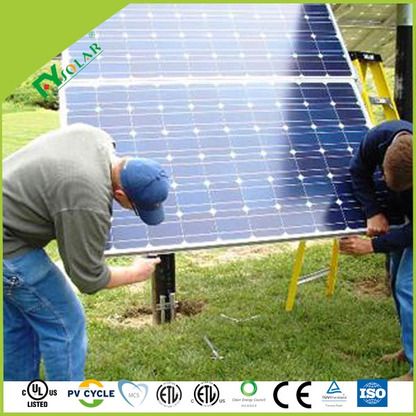 sunpower 250w solar panel export