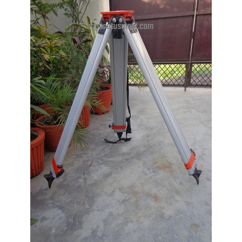 Aluminium Tripod stands for Total stations, Digital Theodolites, Auto levels and other survey instruments