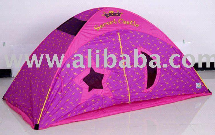 Tente pour lit simple 14 enfants tente de lit buy product on - Tente de lit garcon ...