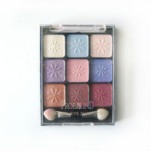 Brand New 9 color glitter eyeshadow make-up palette