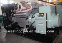 880KVA Industrial Genset Power by Perkins