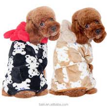 Pet Dog Clothes in the Autumn and Winter Dog Leisure Wear Clothes Pet Clothing