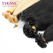 Hot sales virgin remy brazilian micro loop hair extensions