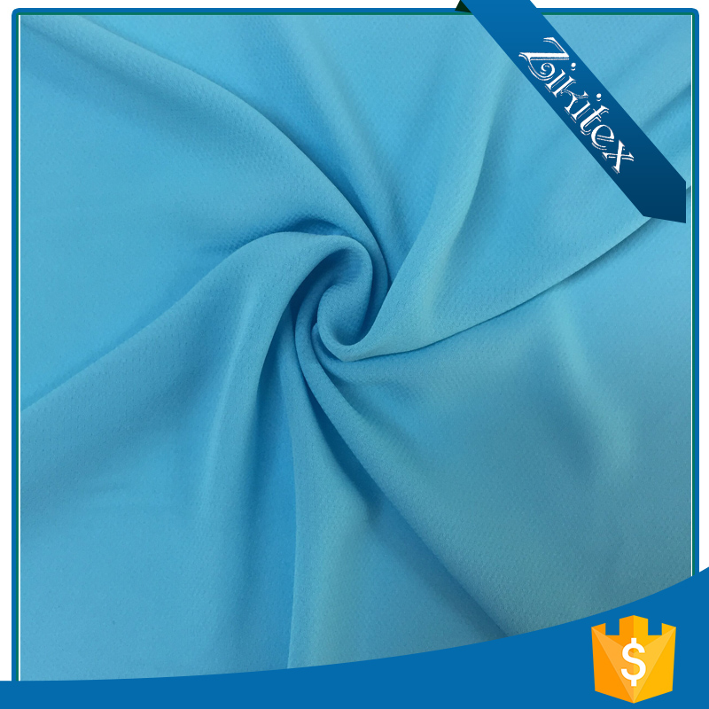 Stitching high quality gradient color Fashion design chiffon fabric