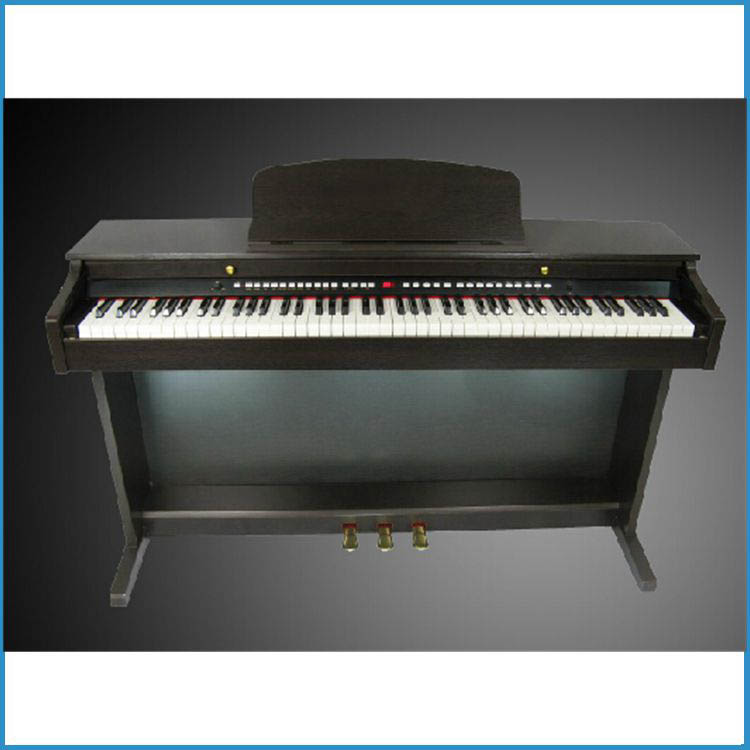 Wooden electric piano,digital piano keyboard, weighted digital keyboard