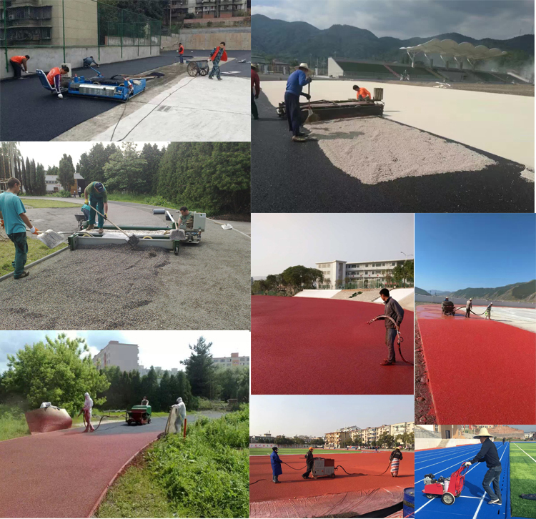 EPDM Rubber Granules for Sports Flooring