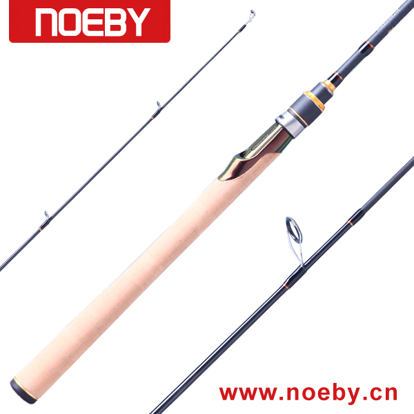 NBBF702ML 2 Sections Carbon Steel Wire Fishing Rod of Korea with Toray Carbon
