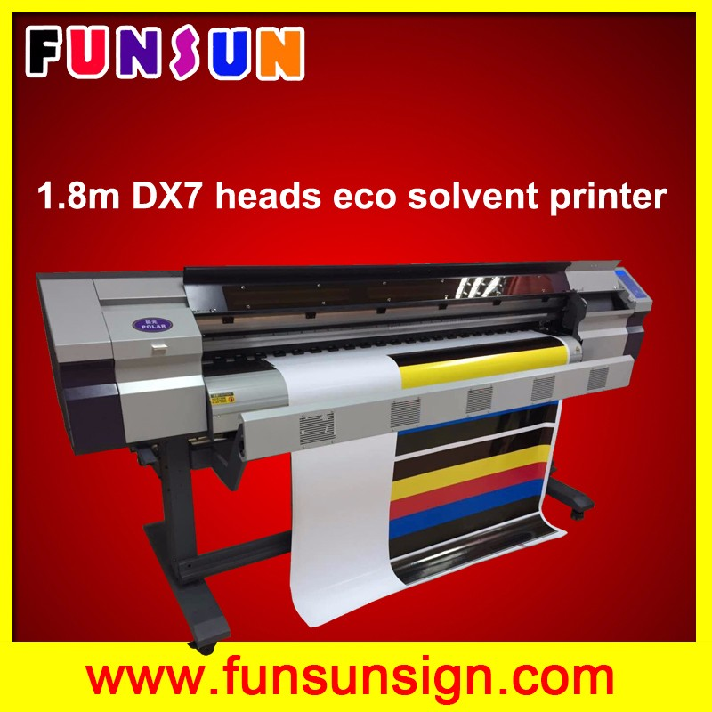 good price for Xuli PL-1850 inkjet 1440dpi plotter with dx7 head 1440dpi