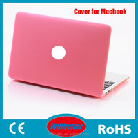 "For Macbook pro 13 "" 100% Fit Factory Rubberized Anti-Glare Case Laptop Case For Cover All Model"