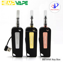 Best quality long lasting battery led lights 510 cbd lithium-ion battery, key box dab pen battery