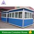Fireproof and Waterproof Container Prefabricated Low-cost Houses Modular Container House
