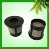 wholesale custom reusable plastic material k cup coffee filter for Keurig
